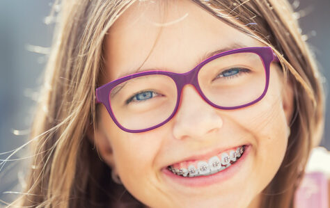 metal braces at mp orthodontics in cheltenman